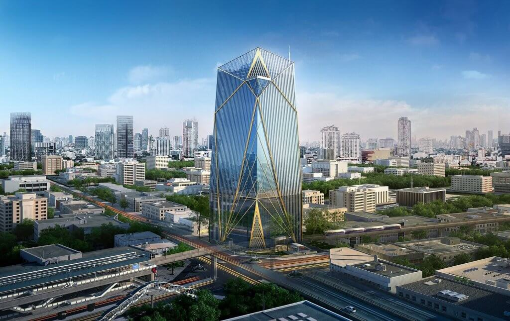 Spring Tower Office Bangkok Thailand
